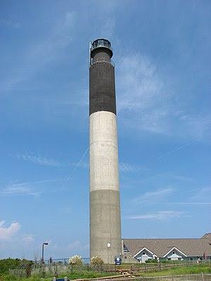 English: Oak Island Light, North Carolina, USA
