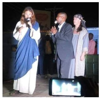 Update! Kenyan Government Deports 'Jesus' And Arrests Pastors Who Invited Him