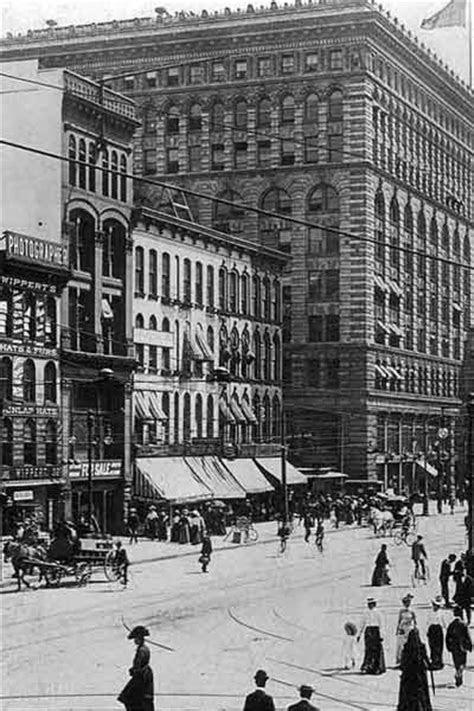 17 Best images about Buffalo. Ellicott Square Bldg. on