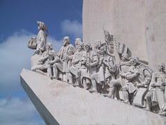 Padrão dos Descobrimentos, Lisbon, Portugal