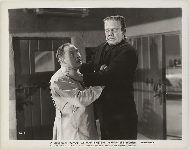 The Ghost of Frankenstein (Universal, 1942) 7