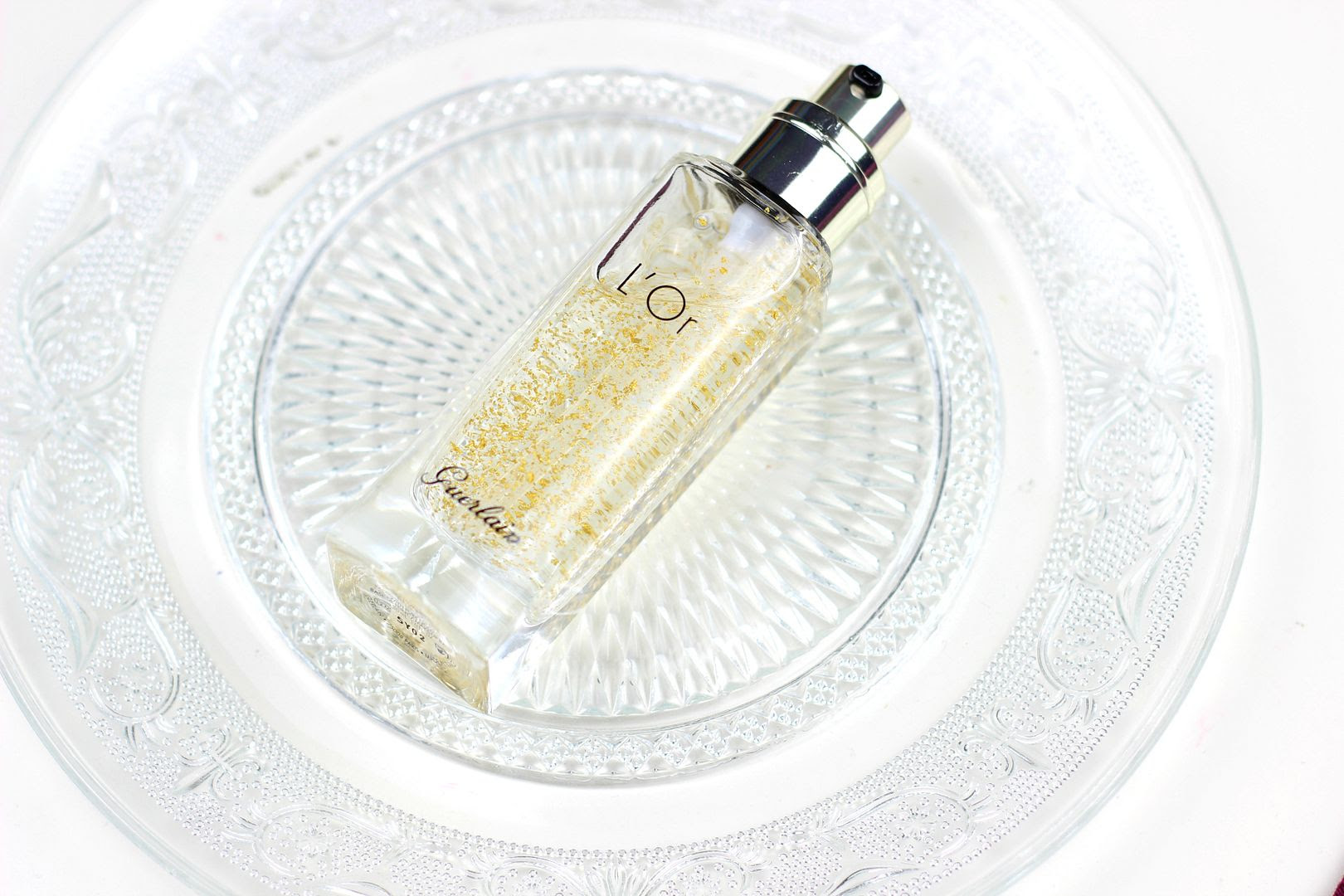 Review of the Guerlain L'or radiance concentrate