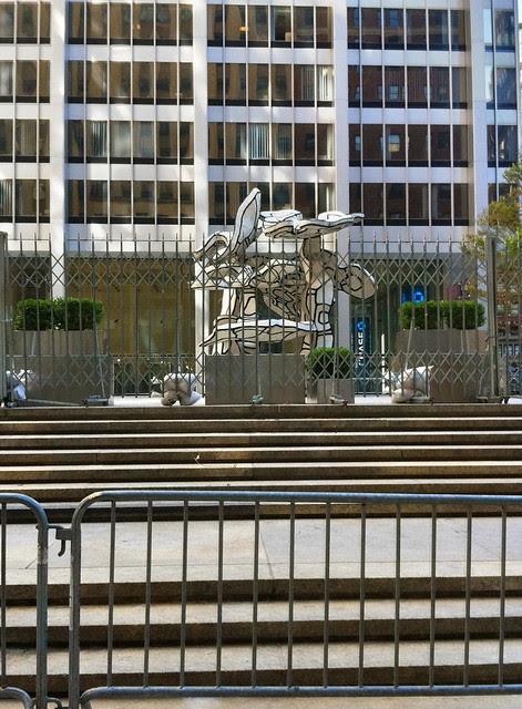 Dubuffet Behind Bars