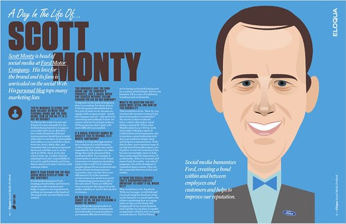 A Day In The Life Of Scott Monty by stevegarfield
