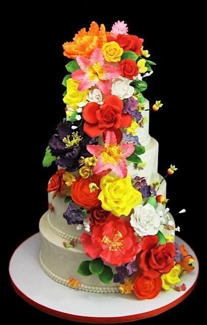Luxury Custom Cakes   Butterfly Bake Shop in New York