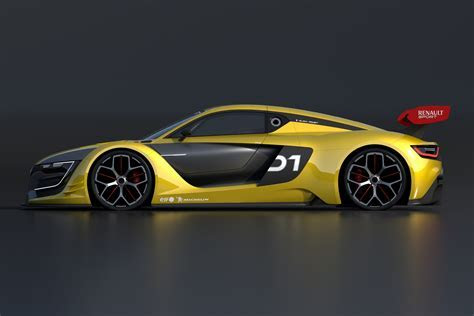 Renault Sport RS 01 Makes Public Track Debut, May Preview Alpine Coupe Carscoops.com