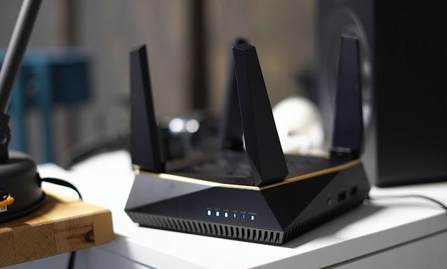 【ASUS RT-AX92U 路由器】三頻 Mesh WiFi 6 制式、網速 AX6100、支援多台裝置連網