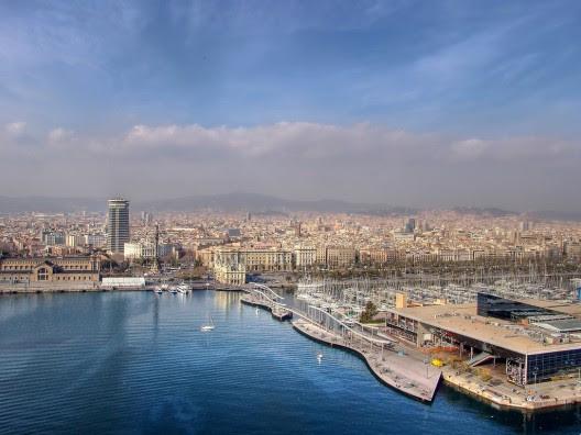 Barcelona, España. © Joachim S. Müller, vía Flickr.