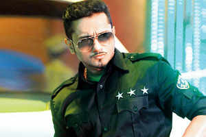 Honey Singh injured, misses Slam! performances