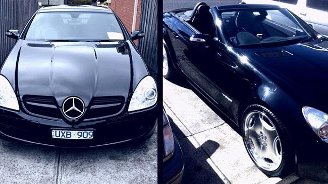 """""""Mercedes means class my babe"""""""