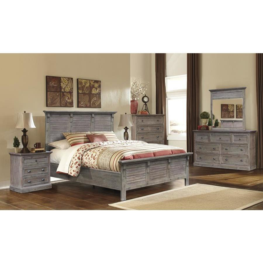 45 Weathered Gray Bedroom Sets Free