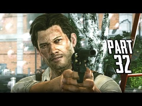 Gameplay The Evil Within Walkthrough Part 32 PS4
