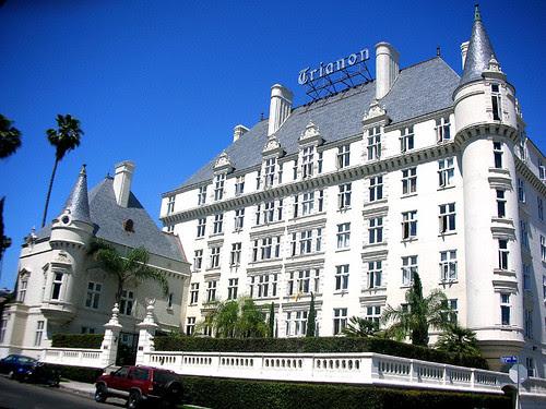 the trianon