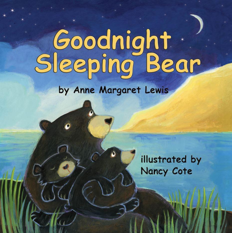 Goodnight Sleeping Bear Cardinal Publishers Group
