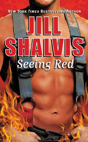 Seeing Red (Firefighters) by Jill Shalvis