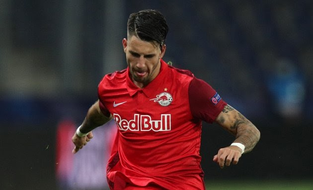 Arsenal examining the prospect of meeting buyout clause for RB Salzburg midfielder Szoboszlai