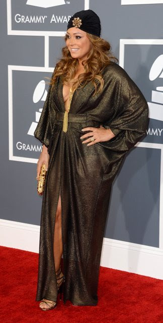 2013 Grammys: Most risque red carpet looks