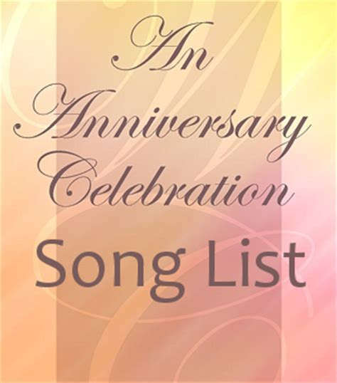 Songs For Family Reunion Kids Party Anniversary Weddings