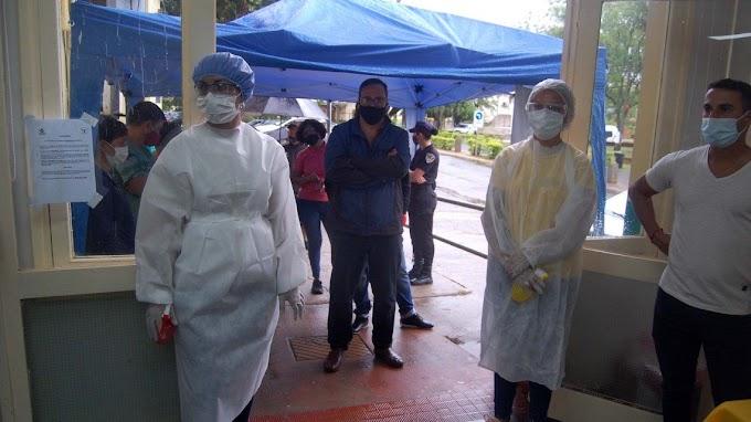 Coronavirus en Argentina: 12.141 nuevos casos y 235 muertos en las últimas 24 horas