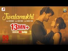 Jwalamukhi - Official Music Video   99 Songs   A.R.Rahman   Arijit Singh