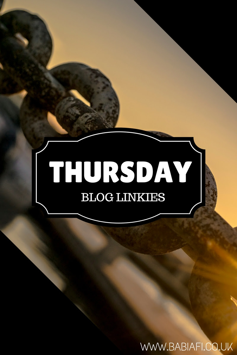 Thursday Blog Linkies