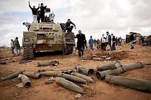 """Traffico di armi, è allarme rosso """"Dalla Puglia verso Gheddafi"""""""