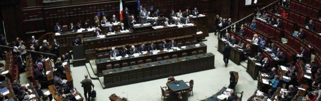 parlamento interna nuova