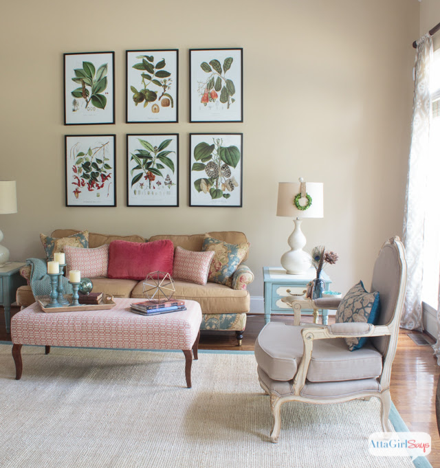 Antique Living Room Decorating Ideas - Modern House