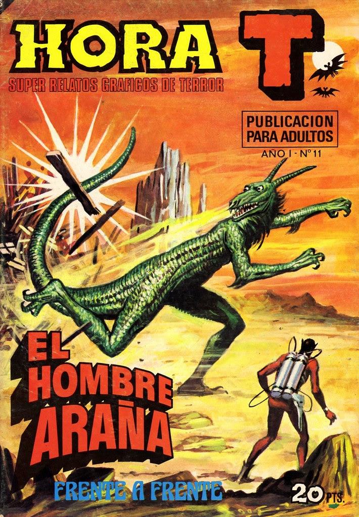 Antonio Bernal - Hora T (issue 11) 1975
