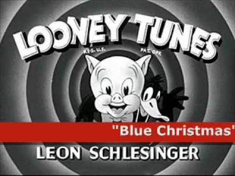mark leslies blog blue christmas porky pig style - Porky Pig Sings Blue Christmas