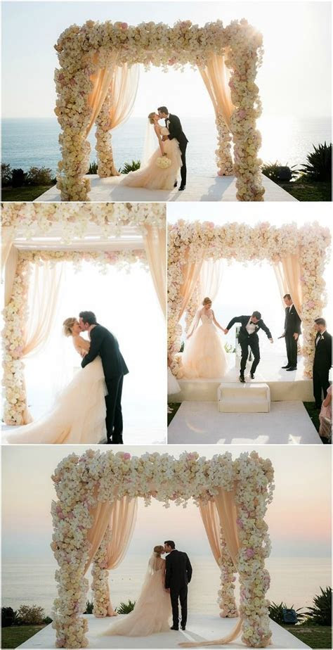 15 Dreamy Wedding Ceremony Ideas for A Fairytale Affair