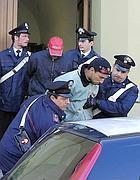 Un arresto di extracomunitari