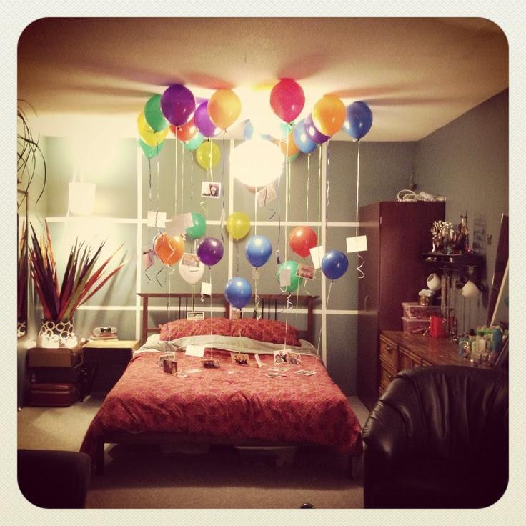 Birthday Decoration At Home For Boyfriend