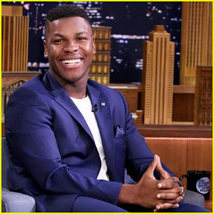 John Boyega Reveals He was Stock Photo Model for College Brochures: 'I Needed The Money'