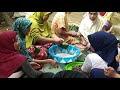 Mungkusan Papais Ketan Isi Enten Kacang Ijo - Realita Hirup di Kampung #DesaMekarsari