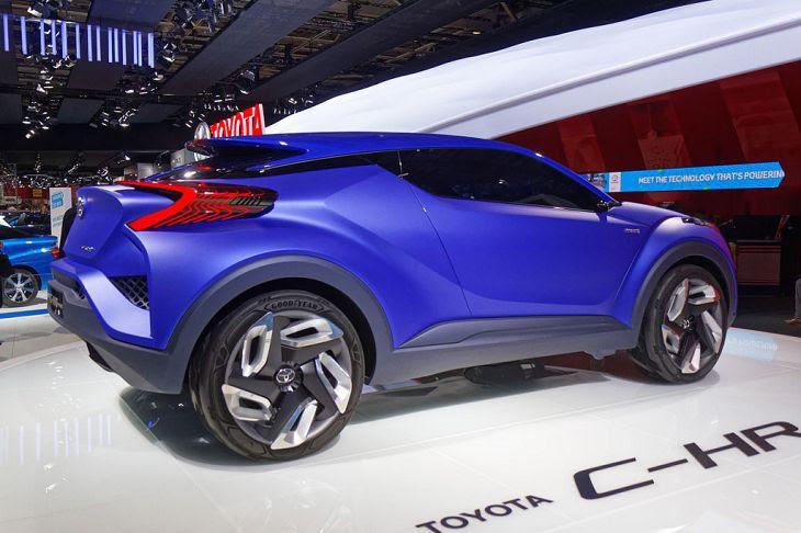 2019 Toyota Chr Hybrid Cena Deals Engine - spirotours.com