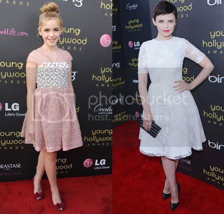 14th Annual Young Hollywood Awards Red Carpet Styles