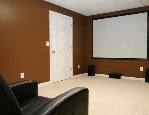 Media Room - Specialty | Fresh Home