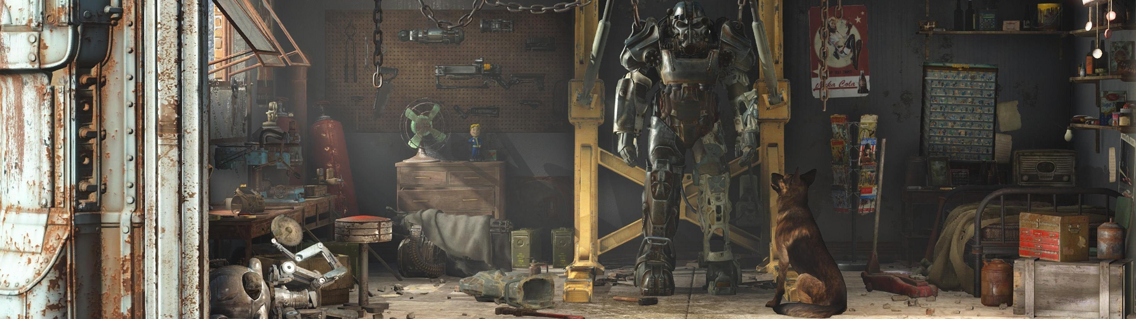 Fallout 4 Dual Monitor Wallpaper 63 Images