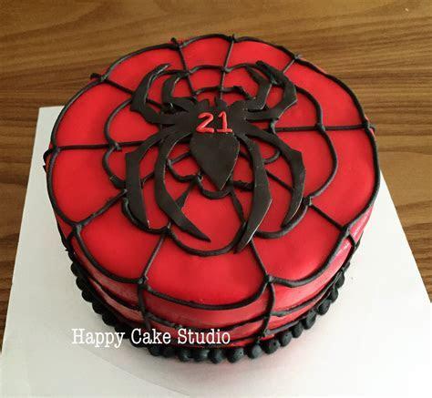 spiderman   Happy Cake Studio