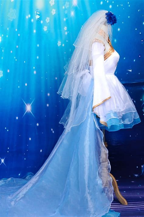 Beautiful Anime Wedding Dress Wedding Dresses dressesss