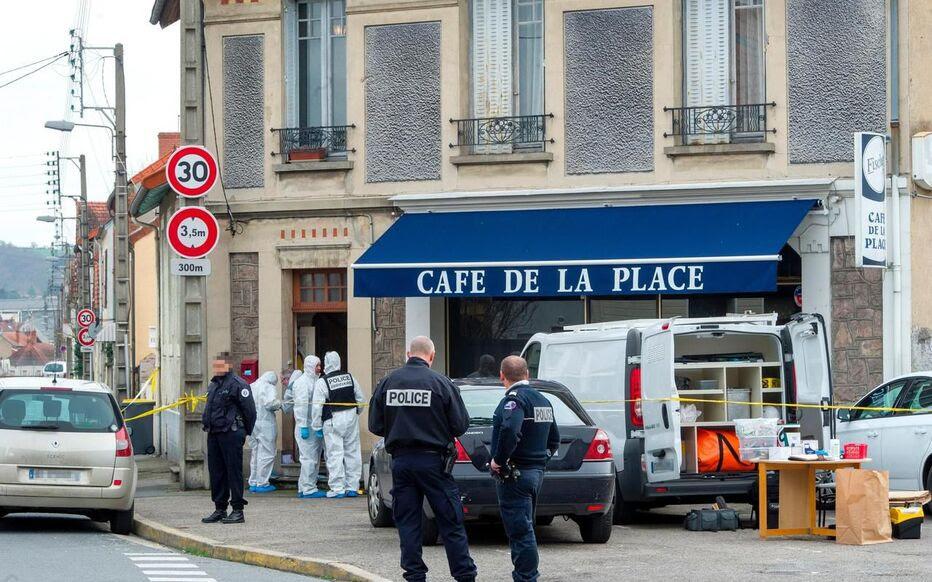 Après le meurtre d'un couple de retraités, premier d'une série de crimes qui avait secoué Montluçon (Allier) en mars 2017.