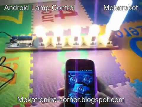 Android Lamp Control V1.0