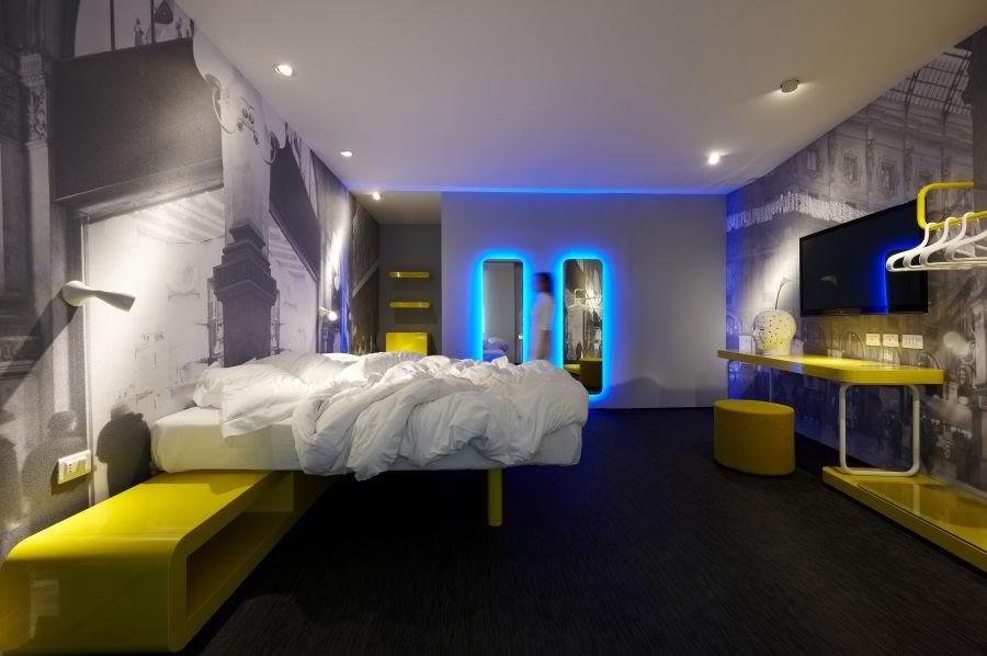 Urban Interior Design by Alessandro Rosso & Simone Micheli