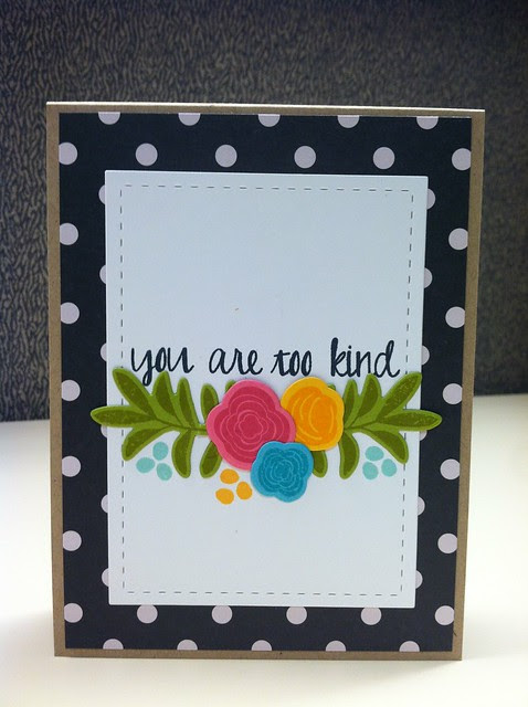 You are too kind- Avery Elle