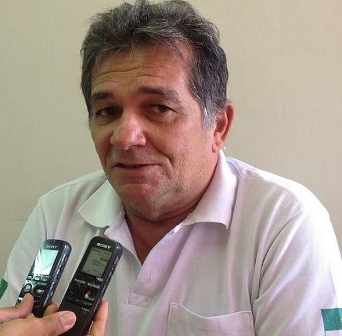 Última entrevista de Adamilton concedida ao nosso Blog - Foto: Marcos Dantas