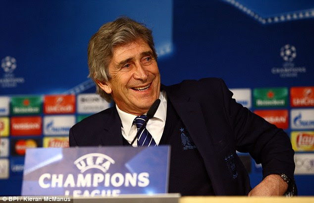 But Manuel Pellegrini will know there are weaknesses to exploit as he hunts a Champions League final place