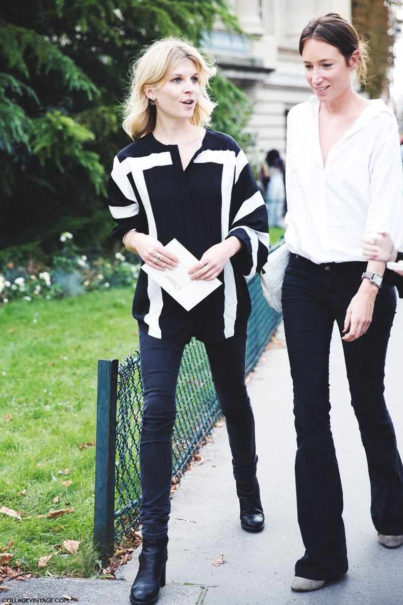 Paris_Fashion_Week_Spring_Summer_15-PFW-Street_Style-Clemence_Poesy-Black_And_White-Chloe-6