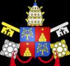 C o a Alessandro VII.svg