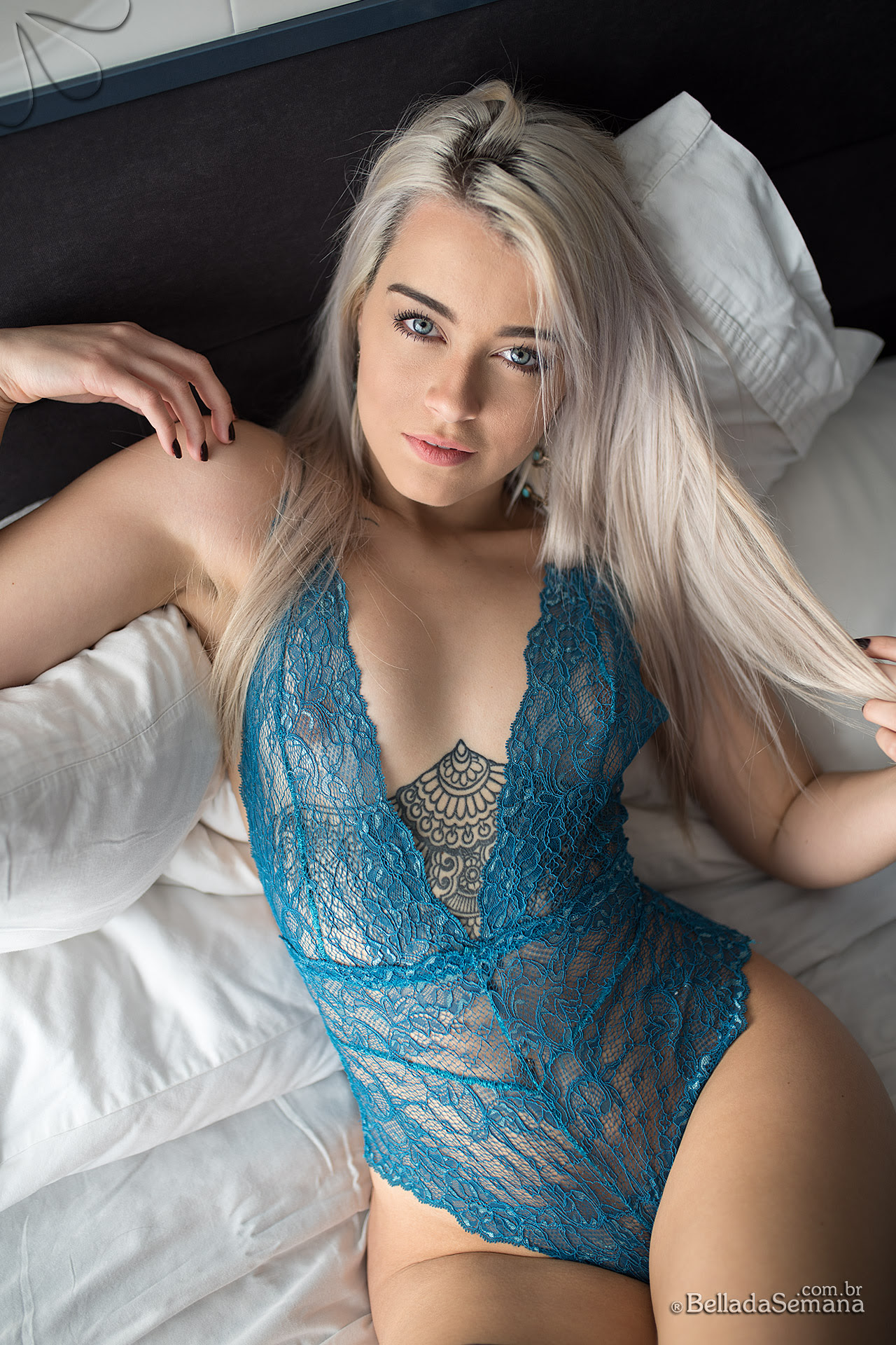 Bárbara Steil Bella da Semana